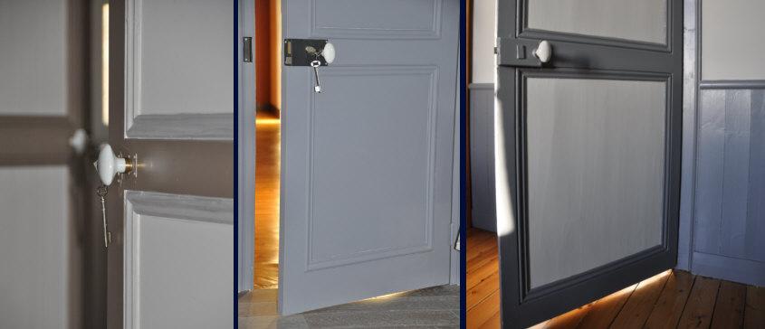 Image Porte Interieur Maison. Porte Tendance. Tanche Porte Intrieure